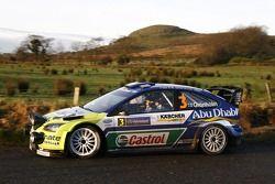 Marcus Gronholm e Timo Rautianen, BP Ford, Ford Focus WRC