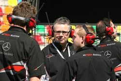 David Hayle, Team Hitech