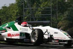 Rodolfo Avila, HBR Motorsport Dallara / Mercedes-HWA