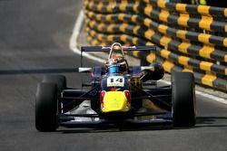 Брендон Хартли, Carlin Motorsport Dallara / Mercedes-HWA