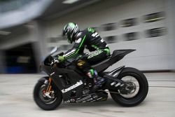 Anthony West, Kawasaki Racing Team