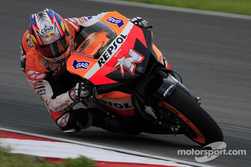Nicky Hayden, 2007 Honda RC212V