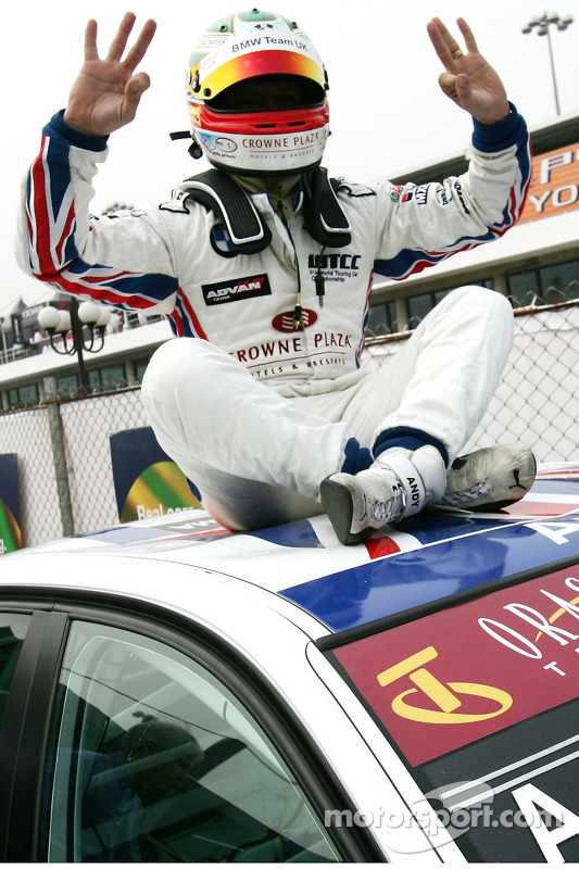 安迪·普里奥第三次加盟WTCC世界冠军