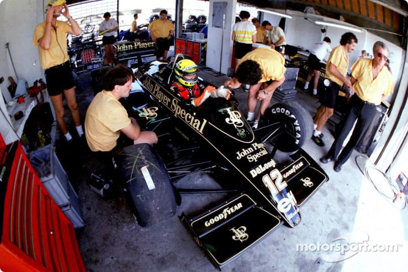 Lotus 98T (1986)
