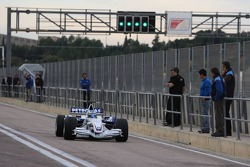 Christian Vietoris, Test Pilotu, BMW Sauber F1 Team. F3.07