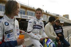 Jens Klingmann, Eifelland Racing, Christian Vietoris, piloto de prueba, BMW Sauber F1 Team, Esteban