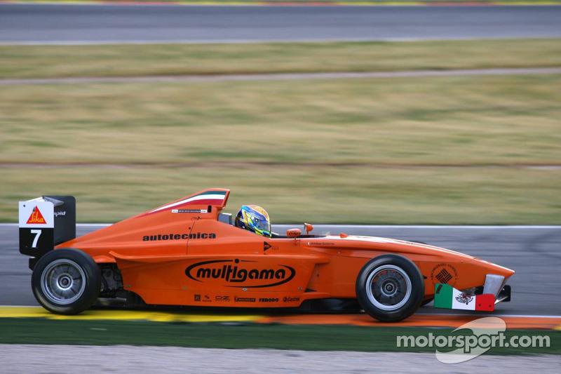 Esteban Gutiérrez, Autotecnica