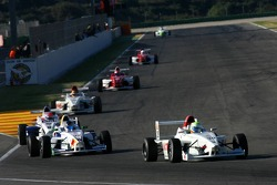 Kimiya Sato, Team Loctite and Pedro Bianchini, Mücke Motorsport