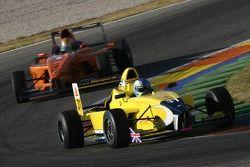 Jonathan Legris, Motaworld Racing y Esteban Gutiérrez, Autotecnica