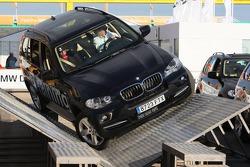 BMW X5 trial