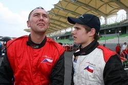 Erik Janis, pilote de A1 Equipe de République Tchéque