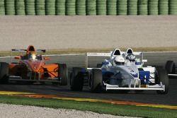 Jack Lemvard, AM-Holzer Rennsport GmbH ay Esteban Gutiérrez, Autotecnica