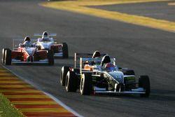 Sebastian Saavedra, Eifelland Racing, Esteban Gutiérrez, Autotecnica