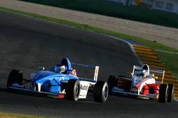Carlos Huertas, Double R Racing and Daniel Campos-Hull, Eifelland Racing