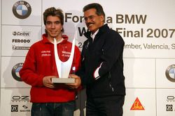 Price Giving Evening at BMW Hospitality, 1st Philipp Eng, Mücke Motorsport, Dr. Mario Theissen, BMW