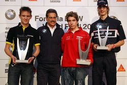 Price Giving Evening at BMW Hospitality, 2nd Marco Witmann, Josef Kaufmann Racing, Dr. Mario Theisse