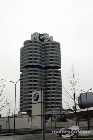 BMW AG 4 Zylinder building ve main building