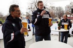 Dr. Mario Theissen, BMW Sauber F1 Team, BMW Motorsport Direktör