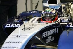 Nico Hulkenberg, WilliamsF1 Team piloto de prueba