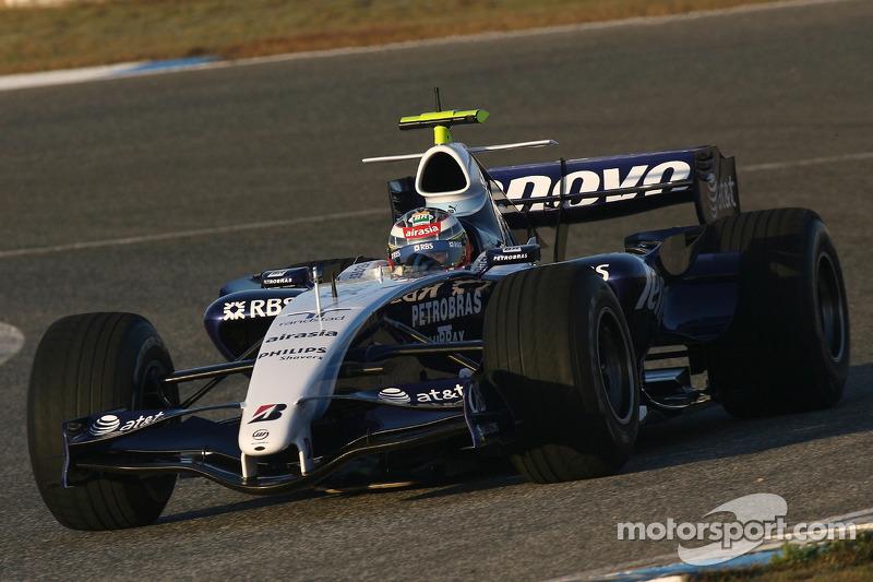 Нико Хюлькенберг, Williams FW29-B