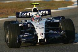 Nico Hülkenberg, WilliamsF1 Team, FW29-B