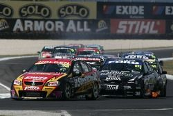 Cameron McConville (Supercheap Auto Racing Commodore VE)