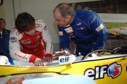 Sébastien Loeb prêt à tester la Renault F1