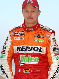 Repsol Mitsubishi Ralliart Team: Jean-Paul Cottret