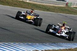 Vitantonio Liuzzi, Force India F1 Team, Nelson A. Piquet, Test Pilotu, Renault F1 Team