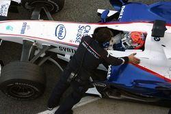Marco Asmer, Test Driver, BMW Sauber F1 Team, F1.07