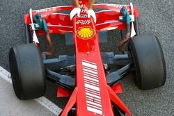 Michael Schumacher, Test Driver, Scuderia Ferrari, slick tyres