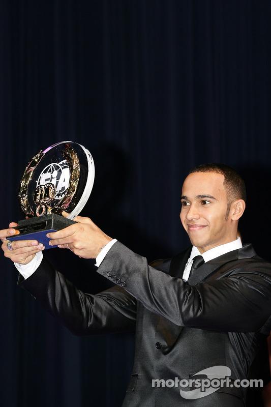 FIA Formula One World Championship: Lewis Hamilton, McLaren