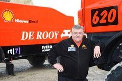 Презентация Team de Rooy: Ян де Рой