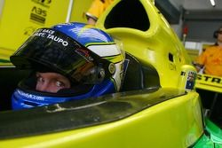 Ian Dyk, pilote de A1 Equipe d'Australie
