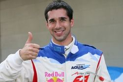 Pole winner Neel Jani, driver of A1 Team Switzerland