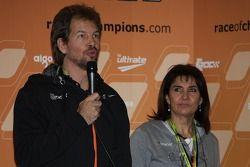ROC Organisers Fredrik Johnsson and Michele Mouton