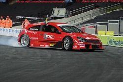 Manche 3 de la finale : le vainqueur de la Race of Champions 2007 Mattias Ekstrom