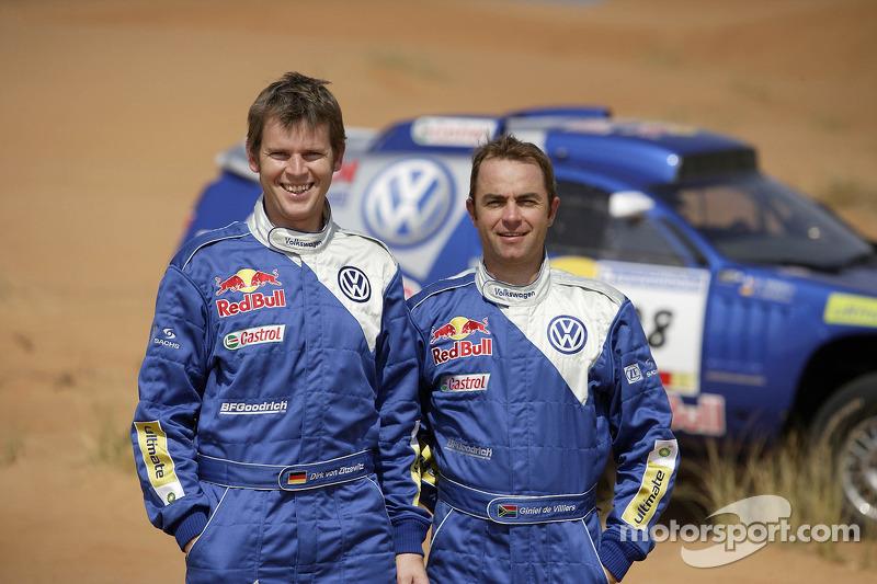 Giniel de Villiers, 1 Dakar