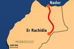 Stage 3: 2008-01-07, Nador to Er Rachidia