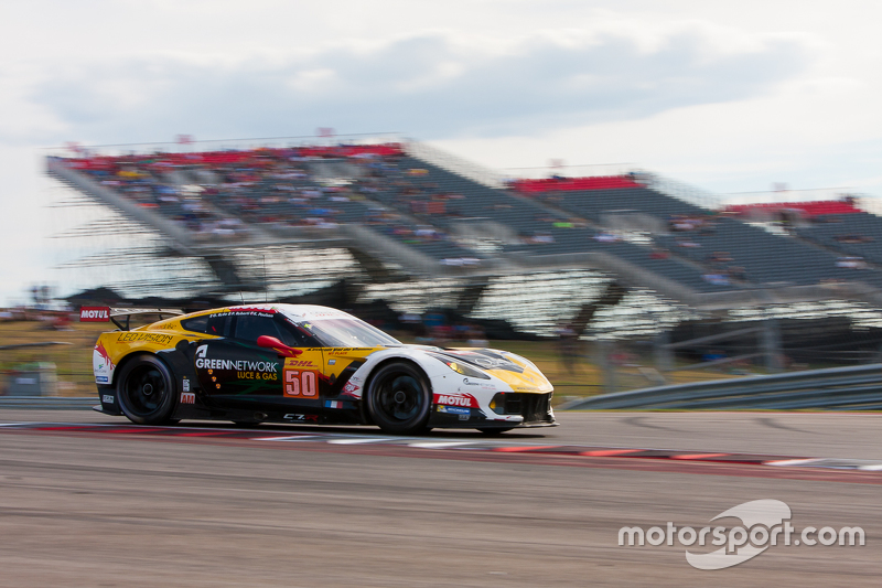 #50 Larbre Competition Corvette C7.R: Паоло Руберто, Gianluca Roda, Крістіан Поулсен