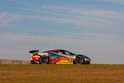 #51 AF Corse Ferrari 458 GTE: Gianmaria Bruni, Toni Vilander