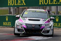 Michael Choi, Honda Civic TCR, Prince Racing Hong Kong