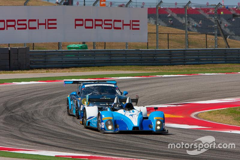 #61 BAR1 Motorsports Oreca FLM09: Дон Юнт, Ryan Lewis