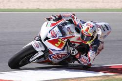 Augusto Fernandez, PATA-Honda Junior Team
