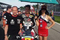 Stefano Casalotti, Team Rosso e Nero