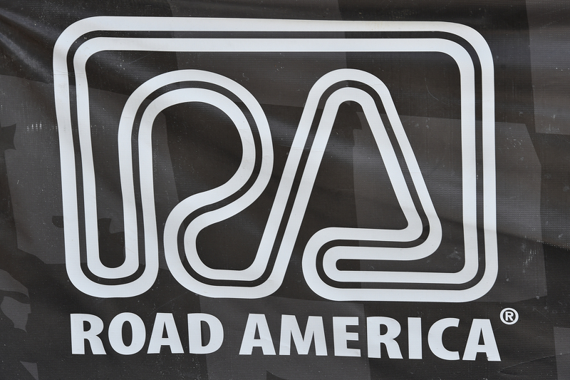 Road America sign