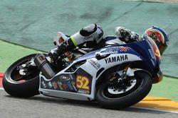Gauthier Duwelz, MVR-Racing