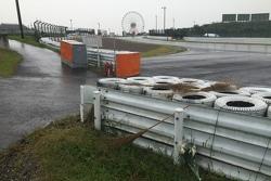 Muro de neumáticos de Suzuka