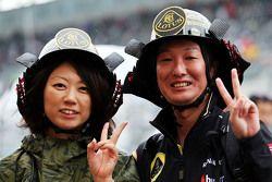 Lotus F1 Team fans