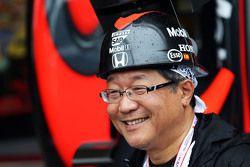 Fans de McLaren Honda